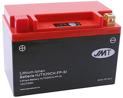 Batterie Lithium JMT HJTX20CH-FP für SUZUKI LT-A750 King Quad 750 ccm Baujahr 07-13[ inkl.7.50 EUR Batteriepfand ] (Quad Suzuki < 50)