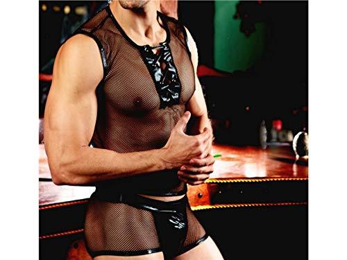 Cosplay Kostüm Erotische Unterwäsche Butler Sexy Anzug Nachtclubs Manservant Performance Kostüm Sexy Kleidung (Größe : Einheitsgröße)