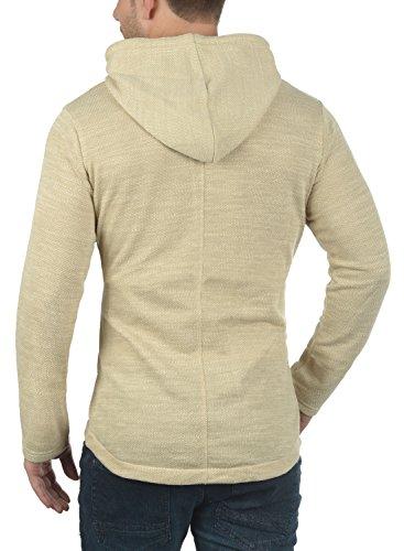 ... REDEFINED REBEL Marshall Herren Kapuzenpullover Hoodie Sweatshirt aus  100% Baumwolle Sand ...