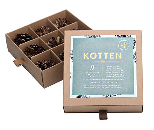 Braskotten Pine Cones - Salmon Gift Box
