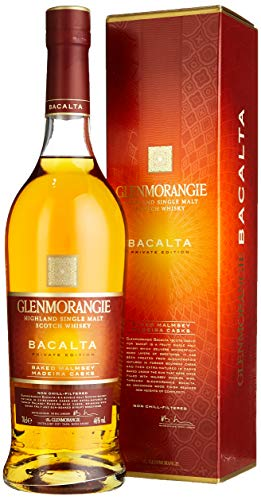 Glenmorangie Bacalta Private Edition mit Geschenkverpackung Whisky (1 x 0.7 l)