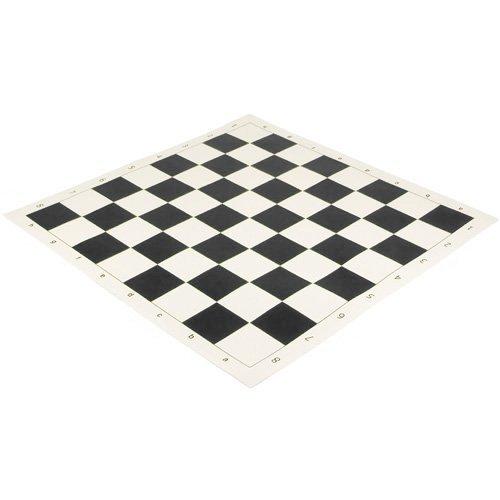 50.8cm Rollup- Vinyl Turnier Algebraische Schachbrett