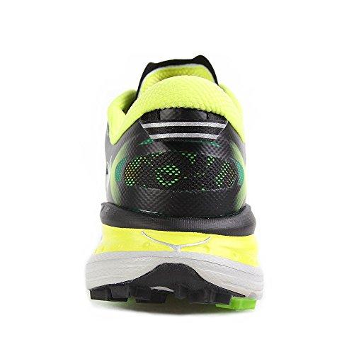 Hoka One One Speedgoat Bright Green Black Vert