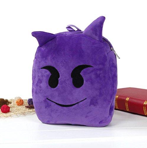 Imagen de  mujer sannysis mujeres bolsos de emoji con cremallera 10  alternativa