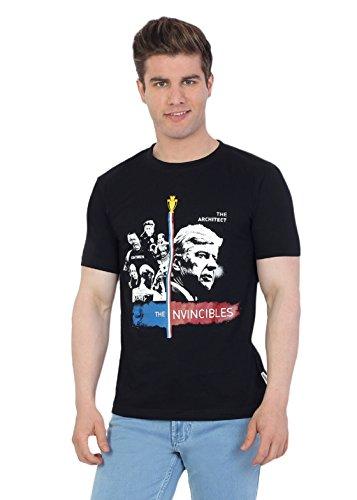 Eetee clothing Mens printed Round neck Half sleeves T-Shirt