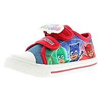 PJ MASKS Platanar Boys Canvas Material Canvas Shoes Red