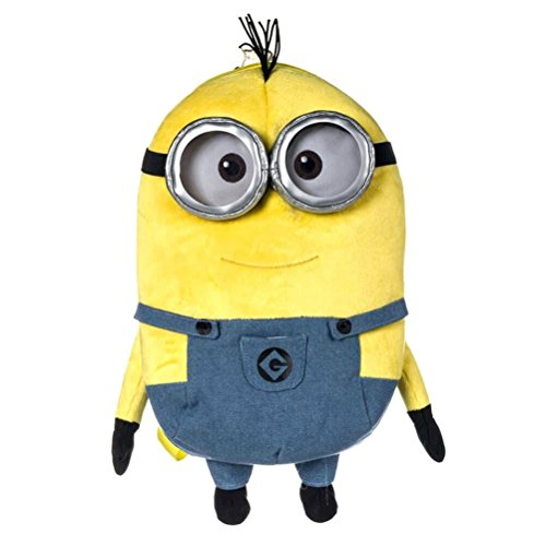 Sac à dos en peluche doux Tim The Minion