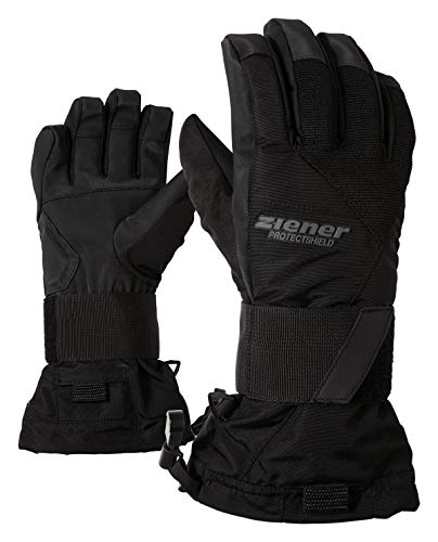 Ziener Kinder MONTILY AS JUNIOR glove SB Snowboard-handschuhe / Wintersport | wasserdicht, atmungsaktiv
