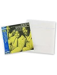 50Unidades. Sobre LP Deluxe Original Made in Japan plegable Resealable 50my
