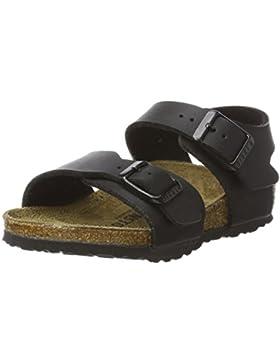 BIRKENSTOCK Unisex-Kinder New York Knöchelriemchen Sandalen