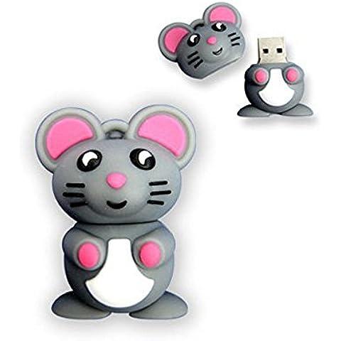 Pechon - Chiavetta USB, modelli assortiti Topolino cartone animato