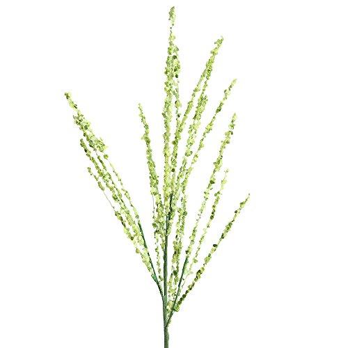 OSYARD Wohnaccessoires & Deko Kunstblumen,1 Zweig Künstliche Frühlingsblumen Simulation Gefälschte Blumen Haus Garten Party Blumenschmuck Fake Blumen Wohndekorationen Blumenstrauß