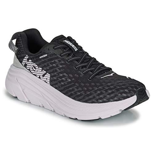 HOKA ONE One Rincon Deportivas Femmes Negro/Blanco - 40 - Running/Trail