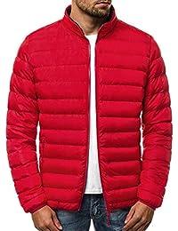 d2235dcc0367 OZONEE Herren Winterjacke Steppjacke Sweatjacke Wärmejacke Jacke Gesteppt  J.Style 514K-10