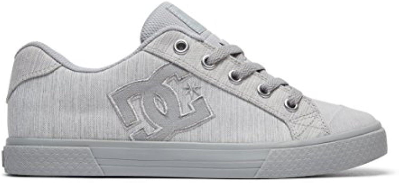 DC Shoes Se Chelsea TX Se Shoes - Baskets - Femme - EU 43 - GrisB0792PLHP9Parent 104120