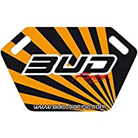 BUD RACING Pit board de panneautage Orange