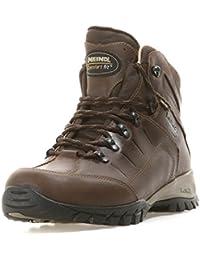 Meindl botas de senderismo zapatos de senderismo al aire libre calzado zapatillas de Jura de colour marrón oscuro GTX, zapatos Meindl: UK 7.5/41.5