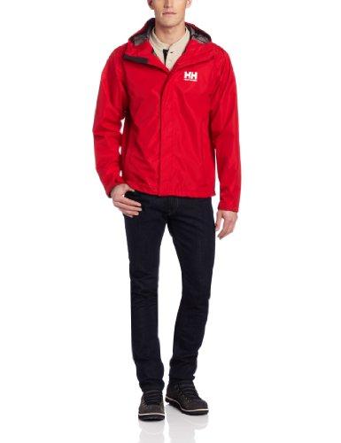 Helly Hansen Herren Jacke Seven J Jacket, 62047 Red
