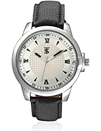 TSX Analog Watch With Leather Strap WATCH-009