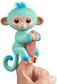 Wow, wee - Fingerlings Two-Tone-Eddie, turchese, 11 centimetri, 3724