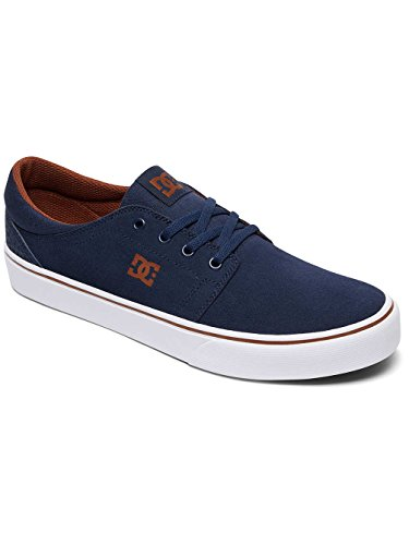 DC Shoes Trase SD, Sneakers Basses Homme Bleu - Navy