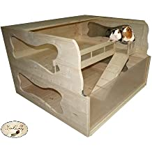suchergebnis auf f r meerschweinchenk fig holz. Black Bedroom Furniture Sets. Home Design Ideas