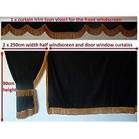 Ergoseat 404503 Car Windscreen Shade Size XL 142/x/80cm
