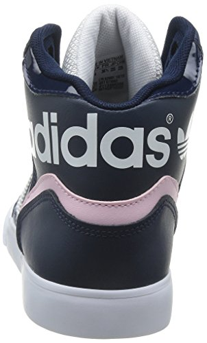 adidas Extaball, Scarpe da Ginnastica Donna Blau (Collegiate Navy/Ftwr White/Clear Pink)