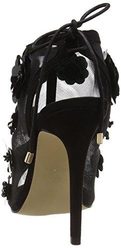 Miss KG Emelie, Sandales Plateforme femme Noir - Noir