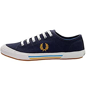 FRED PERRY VINTAGE TENNIS CANVAS MEN B4249-143 11