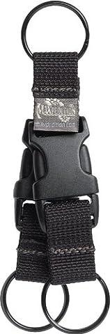 Maxpedition 1716B Key Tag–Key Tags (140mm, 25.4mm, Black, 1PC (S))