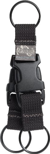 Air-tag (Maxpedition 1716B Key Tag–Key Tags (140mm, 25.4mm, Black, 1PC (S)))