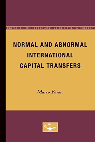 normal-and-abnormal-international-capital-transfers-studies-in-economic-dynamics