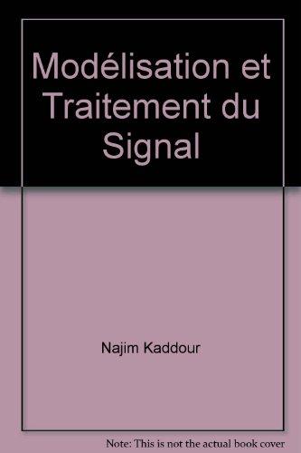 Modélisation et Traitement du Signal