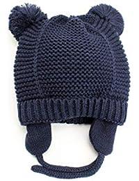 9c872c3fc1ba VOHONEY Bonnet Bebe Garçon Bonnet Hiver Fille Dinosaure Chaud Tricote  Chapeau Mignon Baby Boys Girls Hat