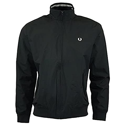 Fred Perry Herren Ripstop Brentham Jacke XL Navy