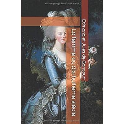 La femme au dix-huitième siècle