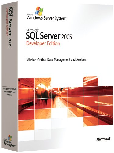 Microsoft SQL Server Developer Edition