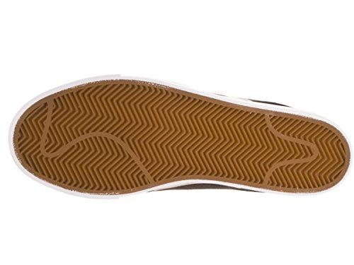 Nike Herren Zoom Stefan Janoski Og Skaterschuhe, taglia unica Marrón (Cppccn / Snddrft-White-Mtllc Gld)