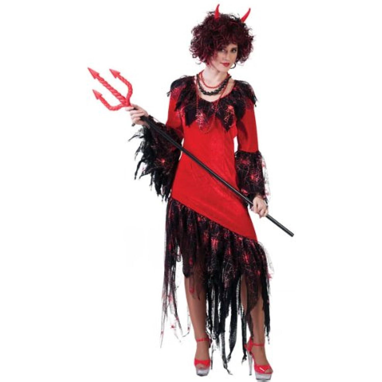 Fiesta Fiesta Fiesta Palace - déguiseHommes t de diablesse avec toiles d'araignée adulte taille xl 09426c