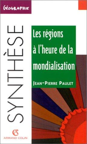 Les régions à l'heure de la mondialisation, numéro 44
