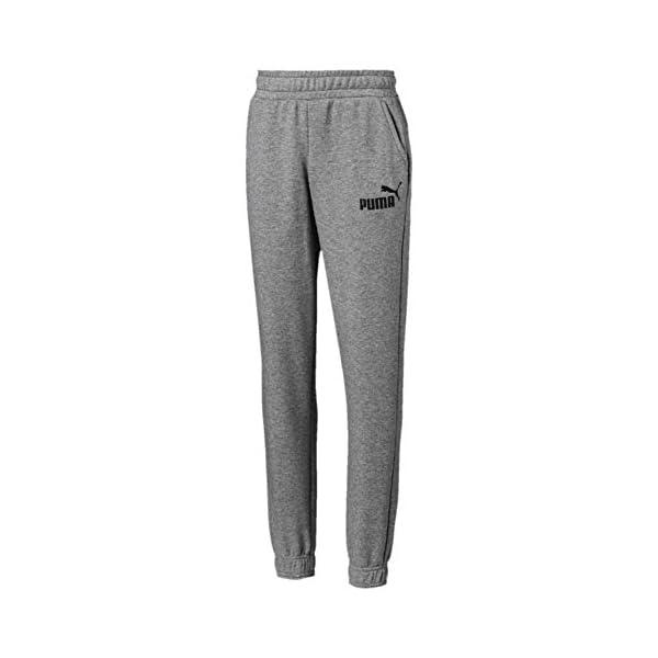 PUMA - Essentials Logo B, Pantaloni Tuta Unisex - Bambini 1 spesavip