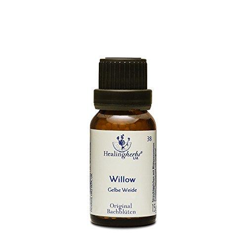 Healing Herbs Bachblüten Willow Globuli, 15 g
