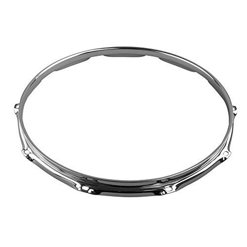 Shaw shch1410b 35,6 cm 10 Lug Teig chrom Finish Drum Reifen -