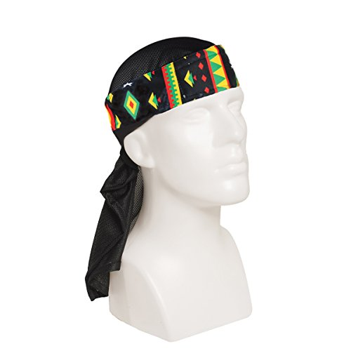 HK Army Headwrap - Tribe Rasta -