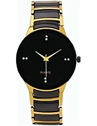 Style Keepers New Collection New Arrival Festive Season Special Analog Black-Gold Dial Black-Gold Stainless Steel...