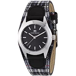 TOM TAILOR Damen-Armbanduhr XS Analog Quarz verschiedene Materialien 5408002
