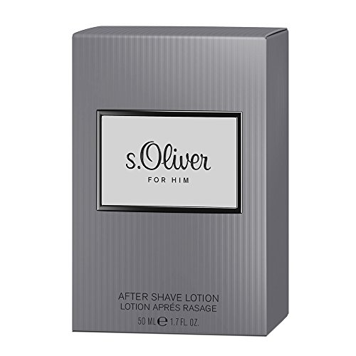 S.Oliver For Him After Shave Lotion 50 ml
