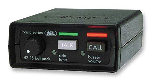 ASL BS17 INTERCOM BELT PACK BS17 [1] (Epitome Certified)
