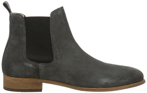 Shoe the Bear, Bottes Chelsea Homme Gris (141 Dark Grey)